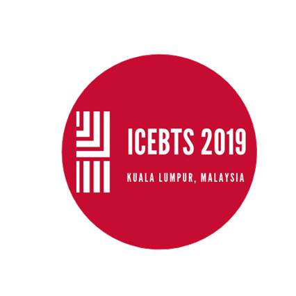 ICEBTS 2019 - International Conference on Economy, Education